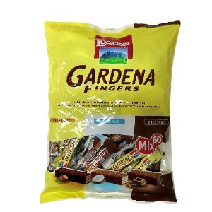 Loacker Gardena Fingers MIX 60P