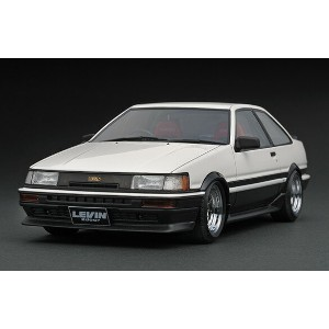 Ignition Model イグニションモデル 1:18 トヨタ カローラ レビン GT ApexToyota Corolla Levin(AE86) 2Dr GT Apex 1/18 by...