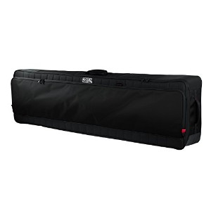 Gator Cases Pro Go g-pg-76究極Gig Bag for 76-noteキーボード Slim Long 88-Note G-PG-88SLIMXL