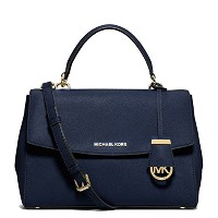 【MICHAEL KORS】30T5GAVS2L マイケル・コース 2WAYバッグ Ava Small Saffiano Leather Satchel レディース OL風/フェミニン...