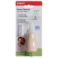 Baby Nose Cleaners Aspirator for Removes Nasal Congestion Kit & Care by Pigeon by Pigeon