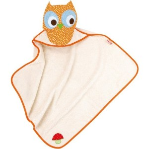 K?the Kruse Alba Baby Bath Towel by K?the Kruse