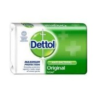 Dettol Original Formula Anti-bacterial Soap 70g X 4 Pcs by KWANGJAO