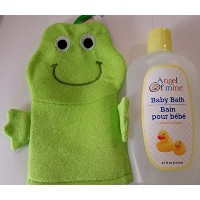 Children's Bathing Essential Bundle - Everything You Need to Clean and Nourish Your Child's Body...