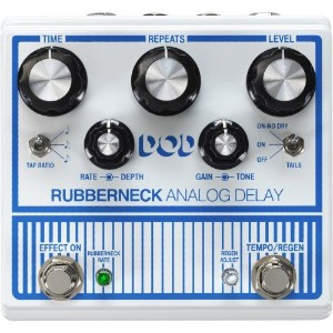 【正規品】 DOD ディレイ Rubberneck Analog Delay