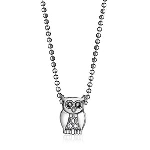 Alex Woo Little Owl in Pendant Necklace , 16 ""