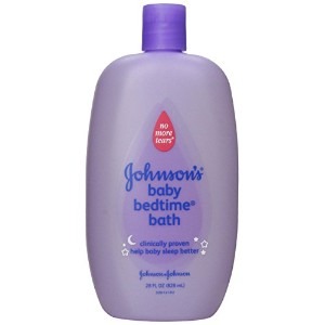 Johnson's Baby Bedtime Bubble Bath and Wash, 28 Ounce by Johnson's Baby