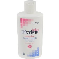 pHisoderm Baby Tear-Free Cream Wash, 8-Ounce Bottles (Pack of 3) by pHisoderm Baby (English Manual)