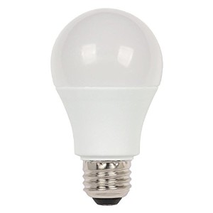 Westinghouse 4379800 100ワット相当a19明るいホワイトLED Light Bulb with Mediumベース