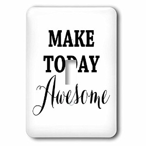 3drose LSP _ 237118 _ 1 Make Today Awesome Single切り替えスイッチ