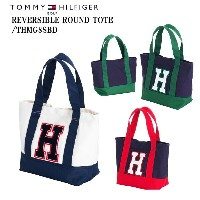 【2018SS/TOMMY_HILFIGER/トミーヒルフィガー】【THMG8SBD】【REVERSIBLE_ROUND_TOTE/リバーシブルラウンドトート】【05P18Jun16】