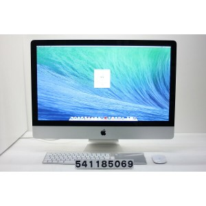 Apple iMac 27 Mid 2010 MC511J/A Core i7 870 2.93GHz/8GB/1TB/Multi/27W/WQHD(2560x1440)/MacOSX10.9.5...