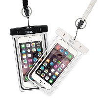 EOTW防水携帯電話ケースポーチドライバッグwith Military Lanyard for iPhone 6 6s Plus 5s SE、SAMSUNG GALAXY s8 s7 s6エッジ...