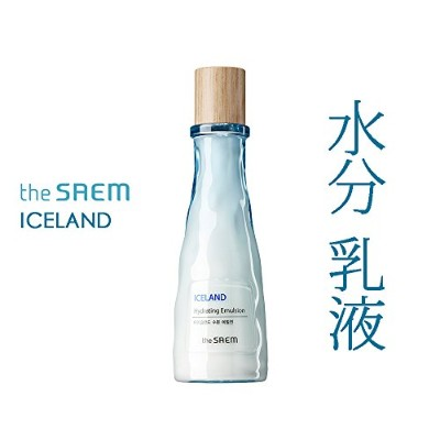 ザ セム The saem アイスランド 水分 乳液 The Saem Iceland Hydrating E mulsion 140ml
