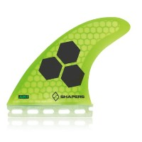 SHAPERS FINS CORE-LIGHT AM1 Thruster Fin FCS FUTURE Fin トライフィン ショートボード用フィン FIN-SYSTEM:FCS