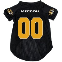 NCAA Missouri Tigersペットジャージー、Xラージ