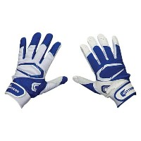 カッターズ メンズ 野球 グローブ【Power Control 2.0 Yin Yang Batting Glove】Royal/White