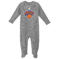 Knicks Baby Thermal Coverall