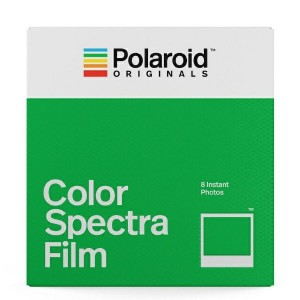 ポラロイド Polaroid Originals インスタントフィルム Color Film For Image/Spectra 4678