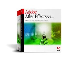 Adobe After Effects 5.5 日本語版 Windows版