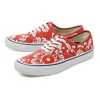 [バンズ] VANS AUTHENTIC PRO (50TH)66 DUKE/RED/WHITE オーセンティック vn000q0dj6l 25.5cm