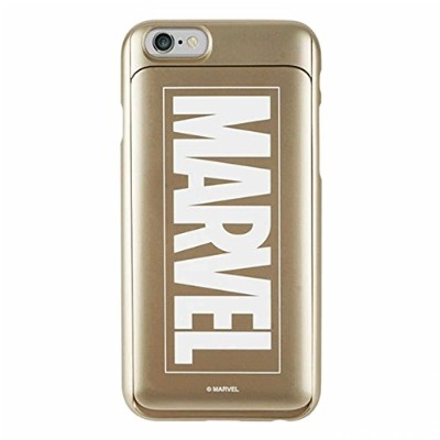 skinplayer iPhone6/iPhone6S マーベル MARVEL i-Slide GLOW アイスライド CARD CASE カード収納 4.7inch (iPhone6/6S,...
