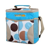 Goldwheat 10L Large Insulated Lunch Cooler Tote Bag Camping Cooler Outdoor Picnic Bag with Shoulder...