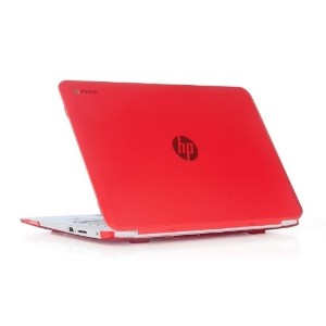 (HP Chromebook 14 G2 ケース) iPearl mCover Hard Shell Case for 14 HP Chromebook 14 G2 series...