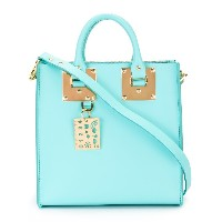 Sophie Hulme Square Albion トートバッグ - ブルー