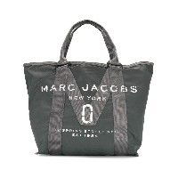 Marc Jacobs ロゴ ハンドバッグ - グレー