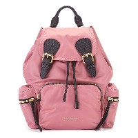 Burberry The Rucksack バックパック - ピンク