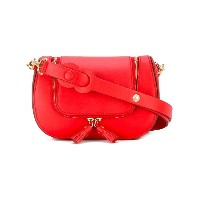 Anya Hindmarch Circulus Vere 斜めがけバッグ - レッド