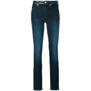 7 For All Mankind Rozie スキニージーンズ - ブルー