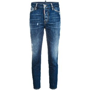 Dsquared2 Londean jeans - ブルー