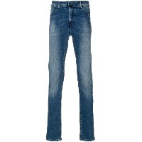 7 For All Mankind スリムジーンズ - ブルー