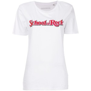 Manokhi School of Rock Tシャツ - ホワイト
