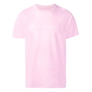 F.A.M.T. Think Pink Tシャツ - ピンク&パープル