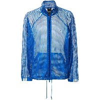 Adidas Originals By Alexander Wang Mesh トラックジャケット - ブルー