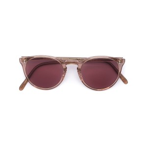 Oliver Peoples O'Malley NYC サングラス - ピンク&パープル