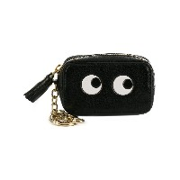 Anya Hindmarch Eyes 財布 - ブラック