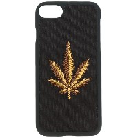 Palm Angels Weed iPhone 6 カバー - ブラック