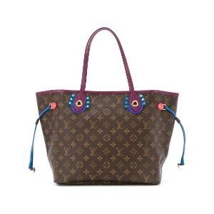 Louis Vuitton Vintage Neverfull MM トートバッグ - ブラウン