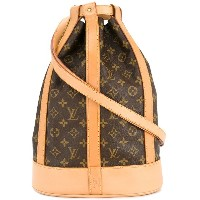 Louis Vuitton Vintage Randone PM ハンドバッグ - ブラウン