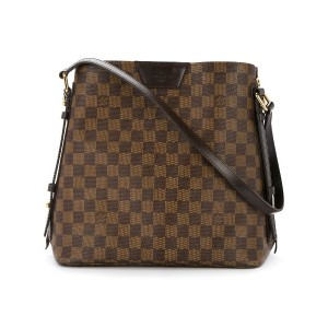 Louis Vuitton Vintage Cabas Rivington ショルダーバッグ - ブラウン
