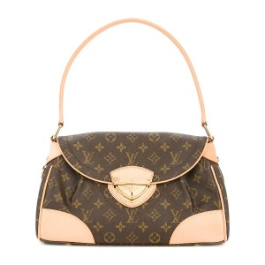 LOUIS VUITTON PRE-OWNED Beverly MM ショルダーバッグ - ブラウン