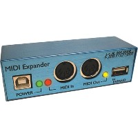 Keith Mcmillen 追加オプション SoftStep MIDI Expander