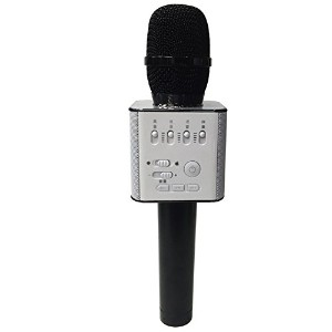 UUSIX Q9 Microphone karaoke bluetooth Wireless Handheld Mobile Phone Karaoke Condenser Car KTV in 4...