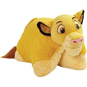 Pillow Pets Disney Simba Folding Pillow Pet by Pillow Pets