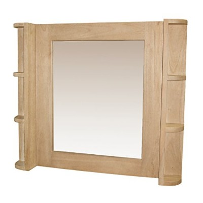 Sterling Industries 150-008 Elegance Mirror with Shelves by Sterling Industries