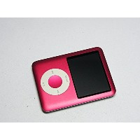iPod nano 第3世代 8GB MB257J/A (PRODUCT) RED